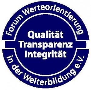 Forum Werteorientierung Siegel
