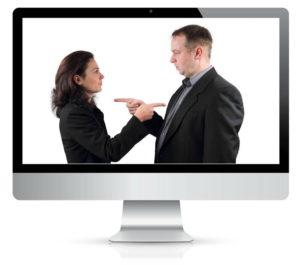 Missverstaendnisse und Konflikte in virtuellen Teams