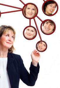 Virtuelle Zusammenarbeit im Unternehmen