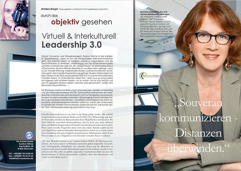 Gudrun Höhne im Orchidea Magazin