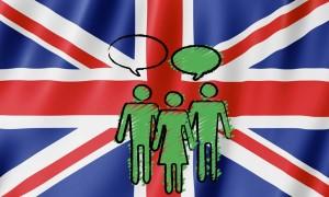 Typisch englisch: Kommunikation mit Britien