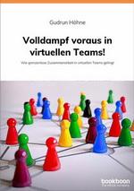 Buch Volldampf voraus in virtuellen Teams