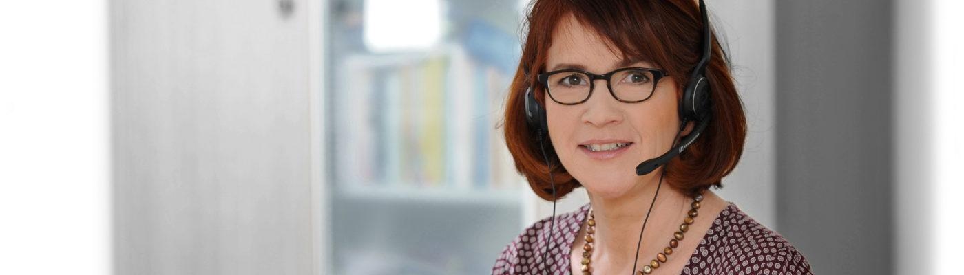 the human factor - Gudrun Höhne als Webinar-Trainerin zur virtuellen Führung