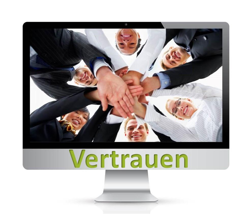 Wie schafft man Vertrauen in effektiven Online Meetings?