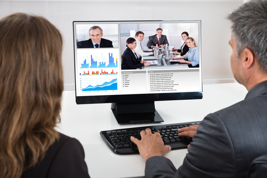 professionelle Online Meetings