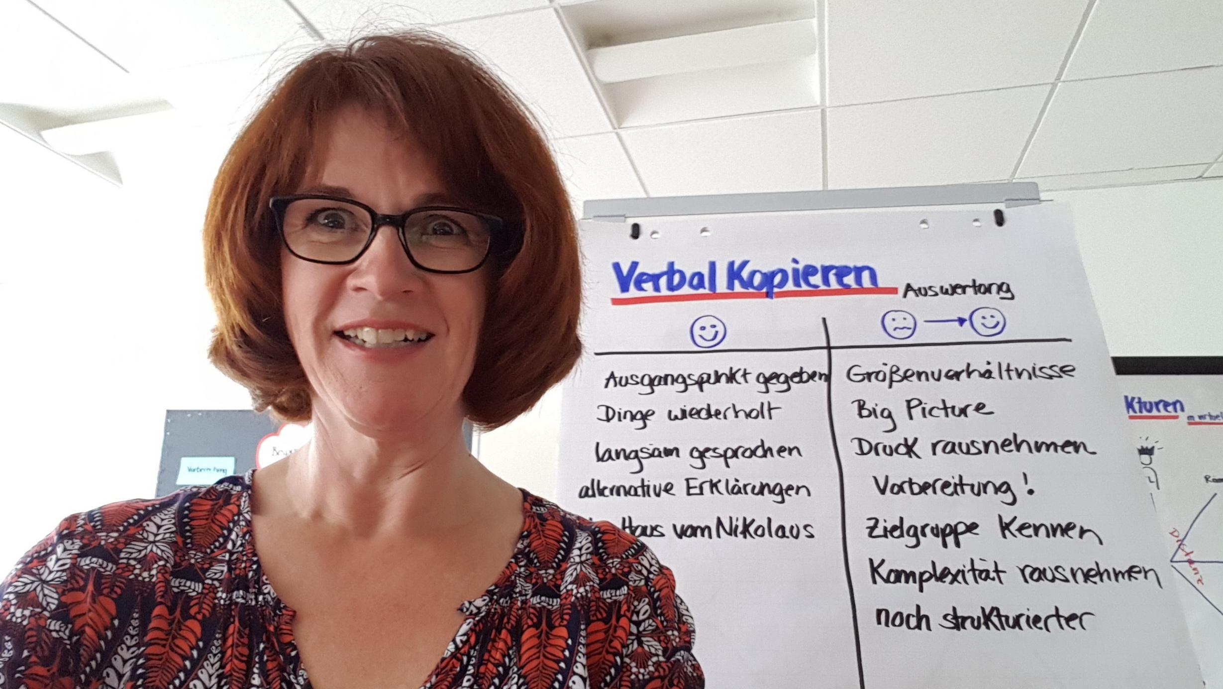 Seminar virtuelle Teams fuehren - Gudrun Hoehne