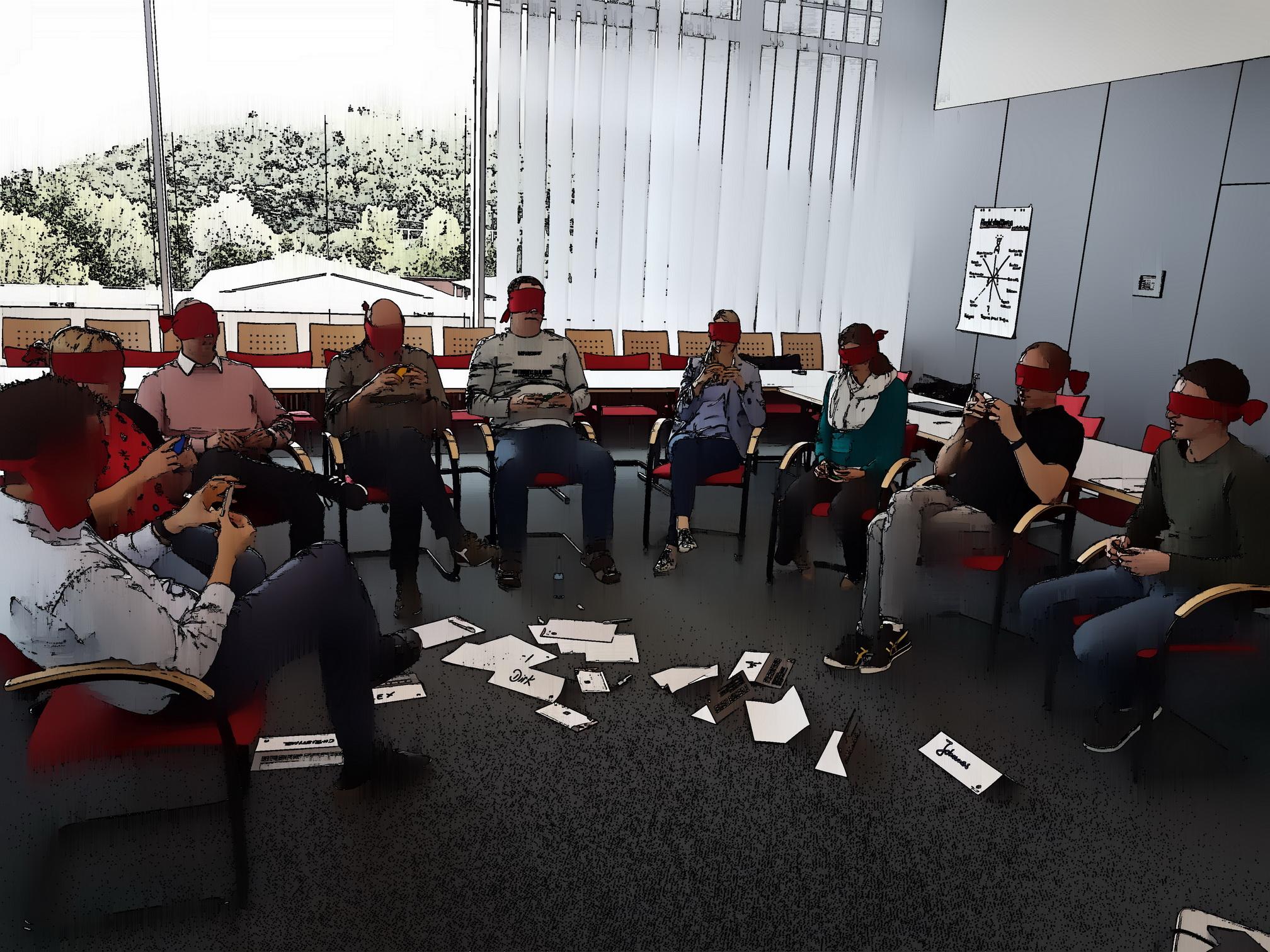 Seminar virtuelle Teams fuehren - Uebung